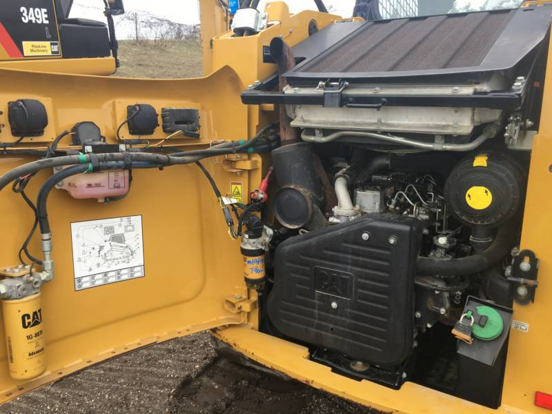 CATERPILLAR CARGADORES MULTITERRENO 279C equipment  photo 14