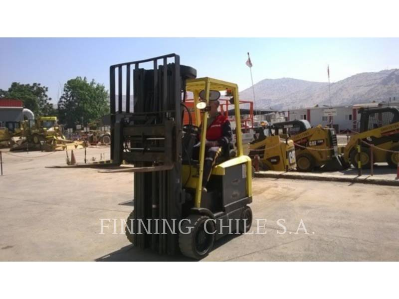 HYSTER FORKLIFTS E50Z equipment  photo 3