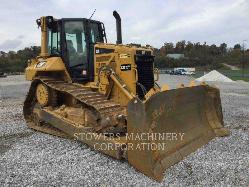 CATERPILLAR TRACTEURS SUR CHAINES D6N XL SU equipment  photo 7