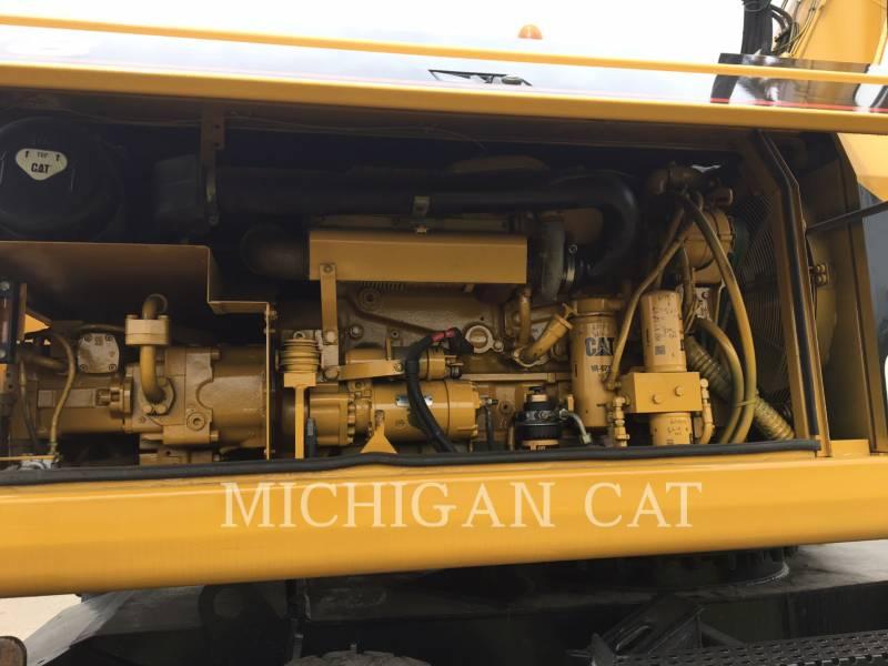 CATERPILLAR PELLES SUR PNEUS M318 equipment  photo 14