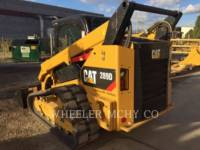 CATERPILLAR DELTALADER 289D C3 HF equipment  photo 8