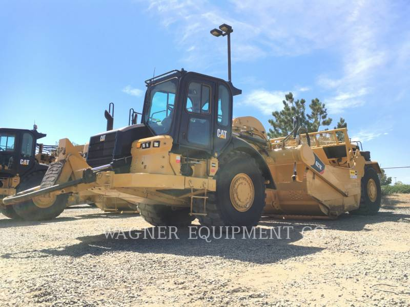 CATERPILLAR WHEEL TRACTOR SCRAPERS 627K equipment  photo 1