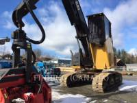 Equipment photo CATERPILLAR 568LL LOG LOADERS 1