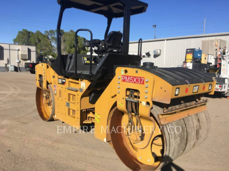 CATERPILLAR TANDEMOWY WALEC WIBRACYJNY DO ASFALTU (STAL-STAL) CB44B equipment  photo 3