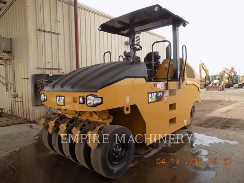 CATERPILLAR GUMMIRADWALZEN CW16 equipment  photo 4