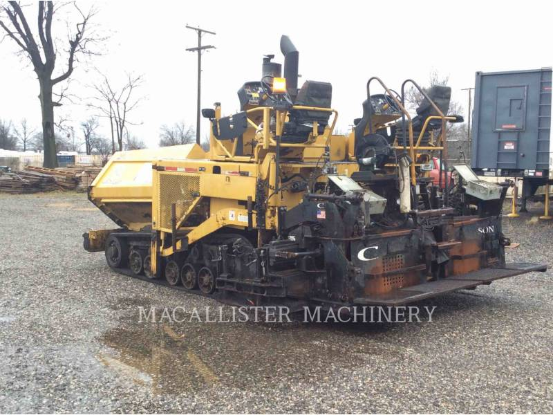 CATERPILLAR ASPHALT PAVERS AP1055D equipment  photo 18