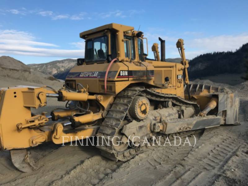 CATERPILLAR TRACTORES DE CADENAS D8N equipment  photo 4