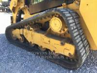 CATERPILLAR CHARGEURS TOUT TERRAIN 249D equipment  photo 11