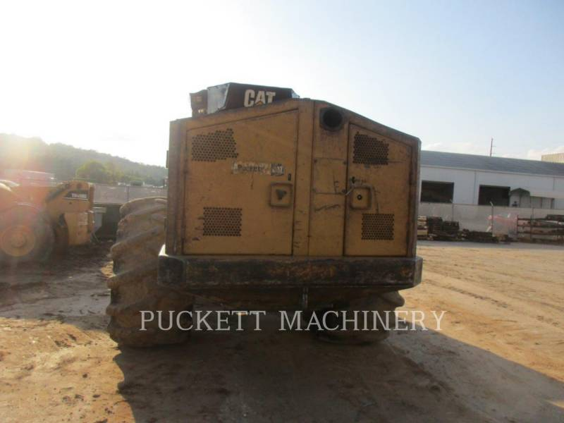 CATERPILLAR FORSTWIRTSCHAFT - BAUMFÄLLBÜNDELMASCHINE - RAD 573C equipment  photo 2