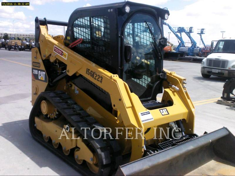 CATERPILLAR MULTI TERRAIN LOADERS 259D B equipment  photo 2