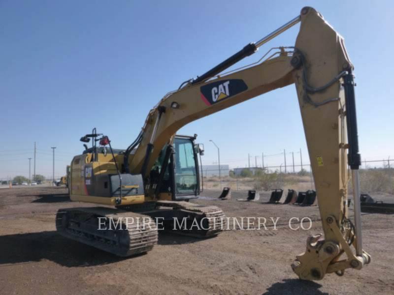 CATERPILLAR TRACK EXCAVATORS 320E LRR P equipment  photo 1