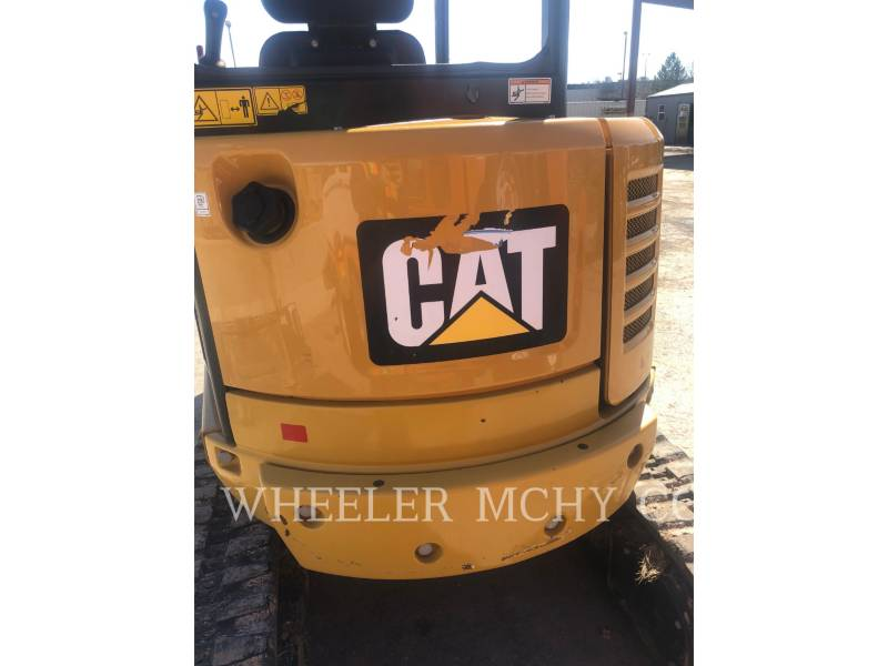 CATERPILLAR TRACK EXCAVATORS 302.7DC1TH equipment  photo 8