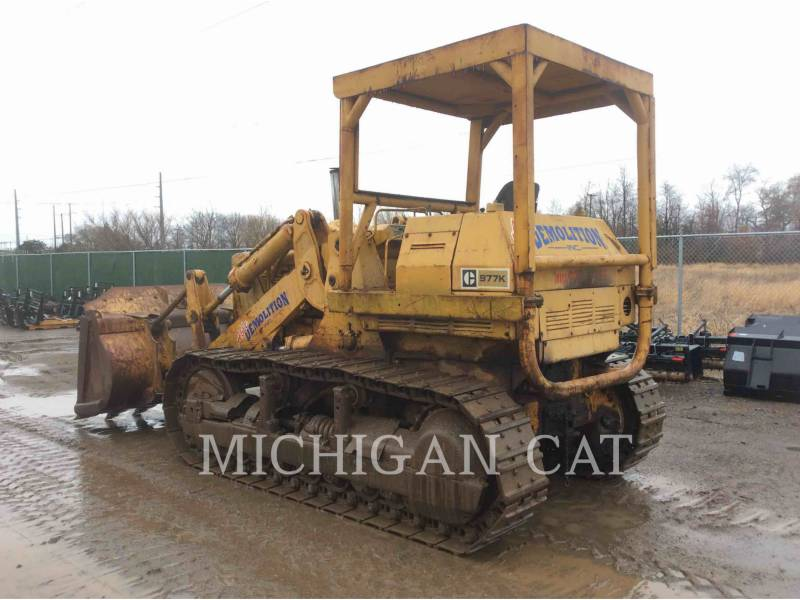 CATERPILLAR KETTENLADER 977K equipment  photo 4