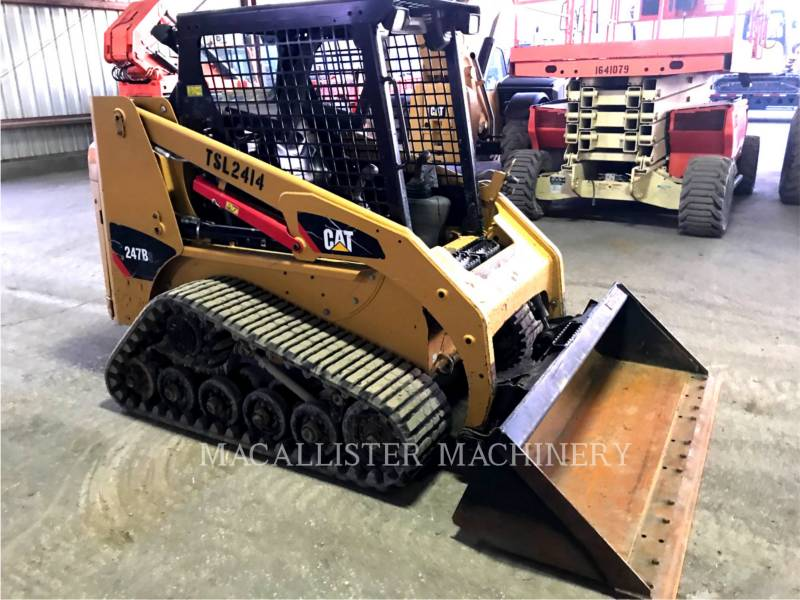 CATERPILLAR CARREGADEIRAS TODO TERRENO 247B3 equipment  photo 2
