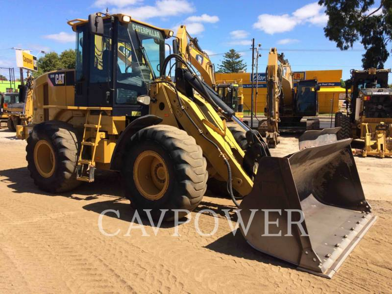 CATERPILLAR WHEEL LOADERS/INTEGRATED TOOLCARRIERS 924 H equipment  photo 2