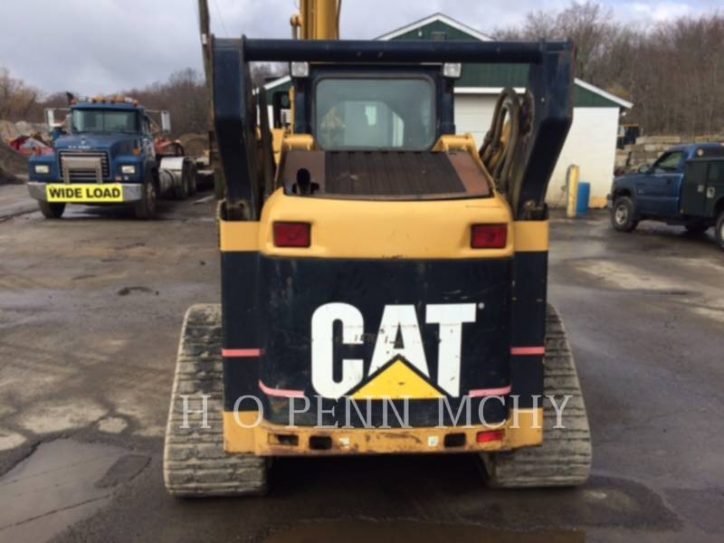 Caterpillar ÎNCĂRCĂTOARE PENTRU TEREN ACCIDENTAT 287B  equipment  photo 2