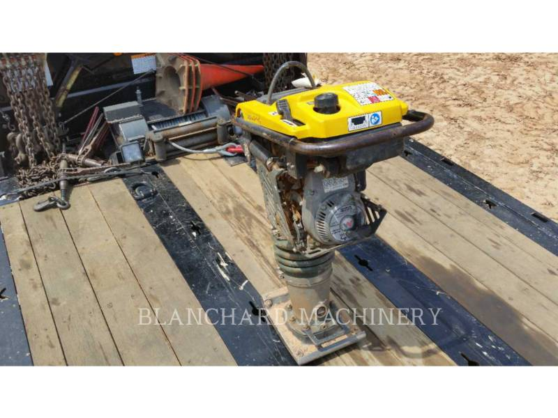 WACKER CORPORATION  VIBRATORY PLATE COMPACTOR TAMPJJBS60 equipment  photo 4