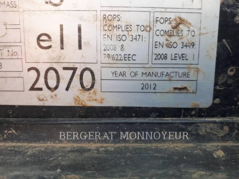JCB MOVIMENTATORI TELESCOPICI 536 equipment  photo 6