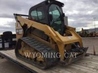 Equipment photo Caterpillar 289D MINIÎNCĂRCĂTOARE RIGIDE MULTIFUNCŢIONALE 1