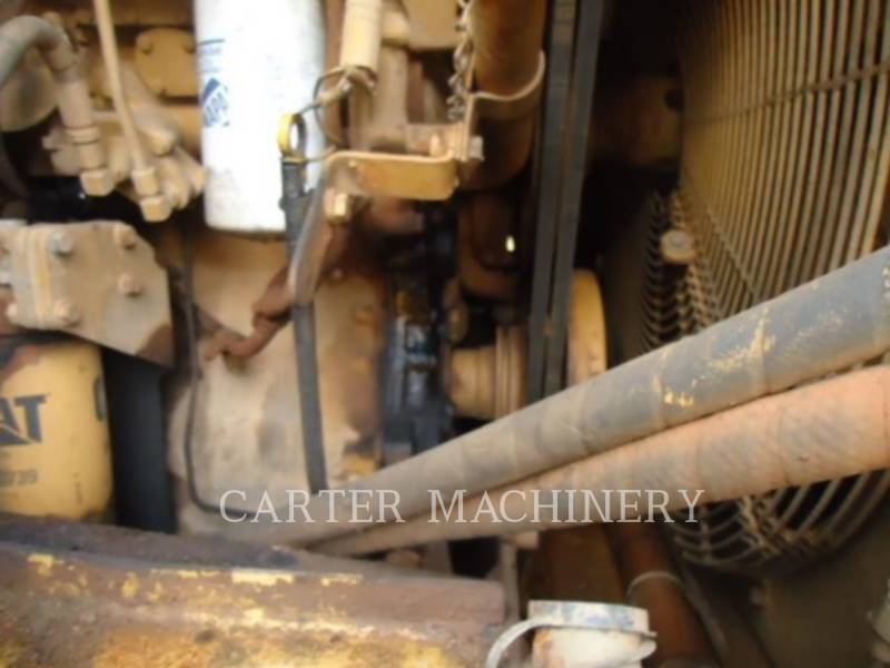 CATERPILLAR WHEEL TRACTOR SCRAPERS 615C equipment  photo 11