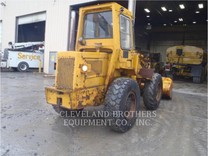 CATERPILLAR WHEEL LOADERS/INTEGRATED TOOLCARRIERS 910 equipment  photo 4