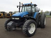 Equipment photo FORD / NEW HOLLAND TM165 AG TRACTORS 1