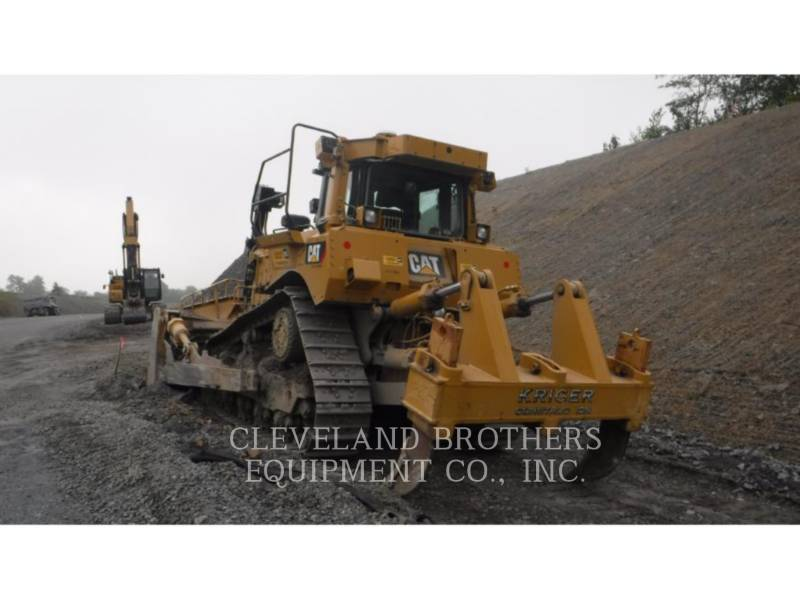 CATERPILLAR TRACK TYPE TRACTORS D8T CGC equipment  photo 4