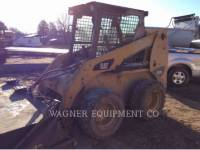 CATERPILLAR SCHRANKLADERS 236B3 equipment  photo 1