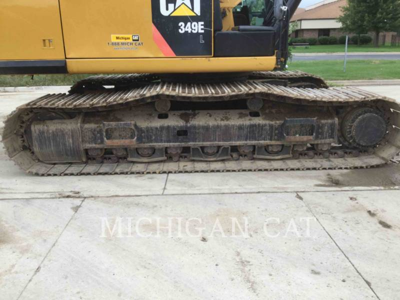 CATERPILLAR PELLES SUR CHAINES 349EL equipment  photo 19