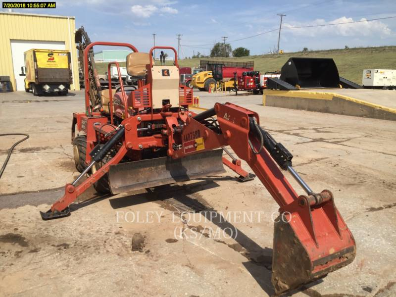 DITCH WITCH (CHARLES MACHINE WORKS) ESCAVADORAS DE VALA RT45 equipment  photo 1