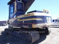 CATERPILLAR TRACK EXCAVATORS 322BL equipment  photo 1