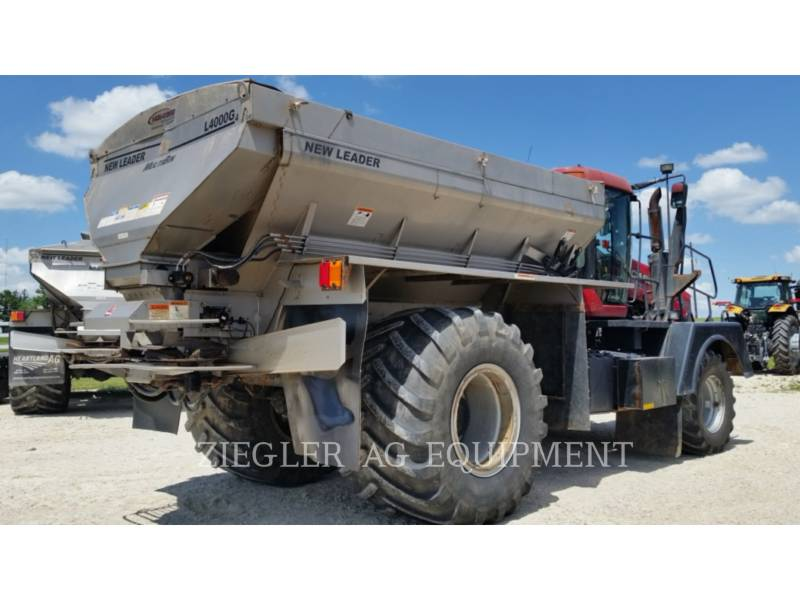 CASE/NEW HOLLAND Flotadores TITAN4520 equipment  photo 11