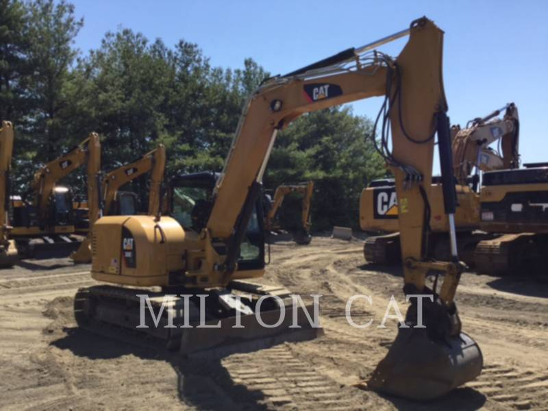 CATERPILLAR TRACK EXCAVATORS 308E2 CRSB equipment  photo 2