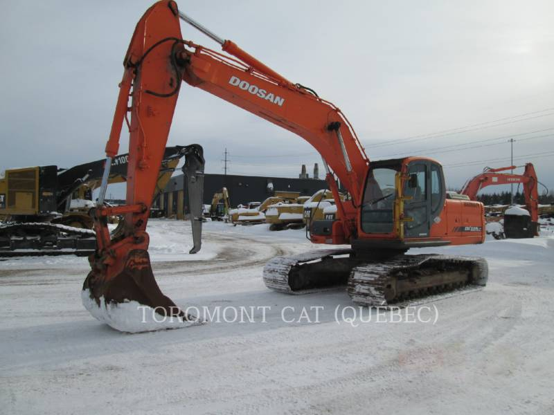DOOSAN INFRACORE AMERICA CORP. EXCAVADORAS DE CADENAS DX225LC equipment  photo 1