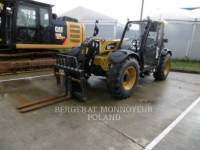 Equipment photo CATERPILLAR TH337C CHARGEUR À BRAS TÉLESCOPIQUE 1