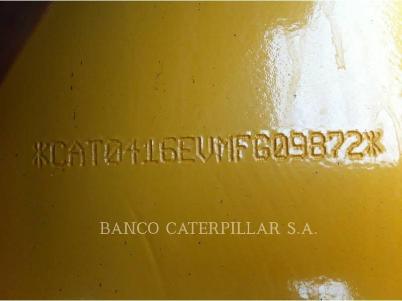 CATERPILLAR BACKHOE LOADERS 416EST equipment  photo 23