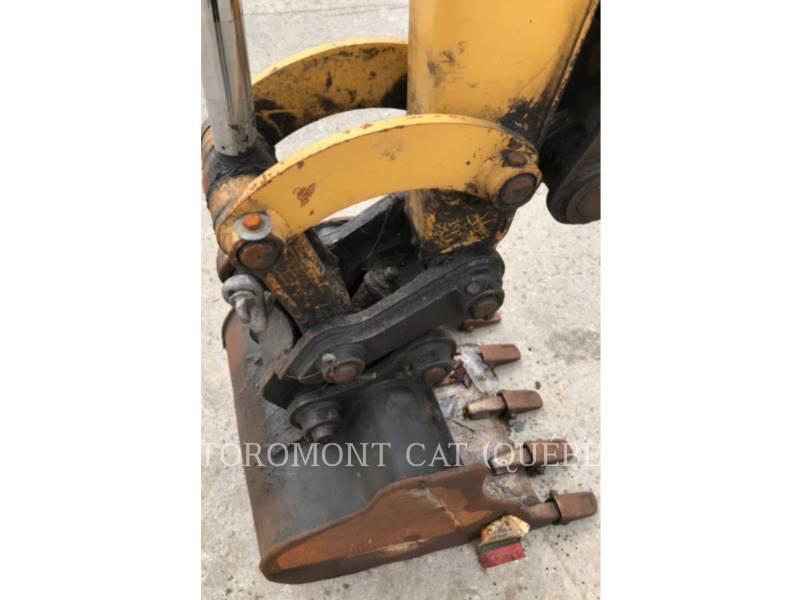 CATERPILLAR TRACK EXCAVATORS 304D CR equipment  photo 8