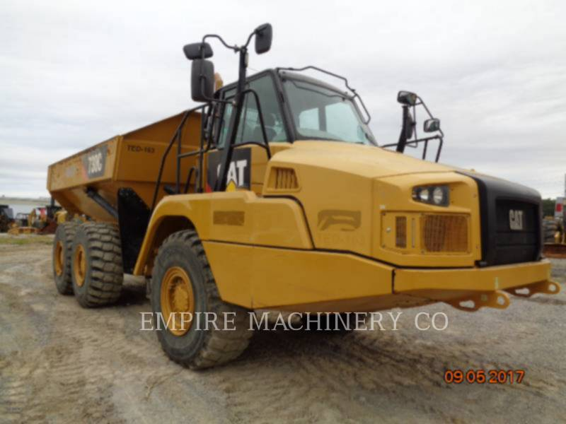 CATERPILLAR TOMBEREAUX DE CHANTIER 730C equipment  photo 2