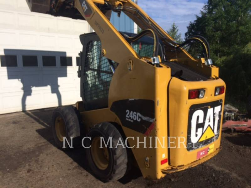 CATERPILLAR SKID STEER LOADERS 246C S4CB equipment  photo 3