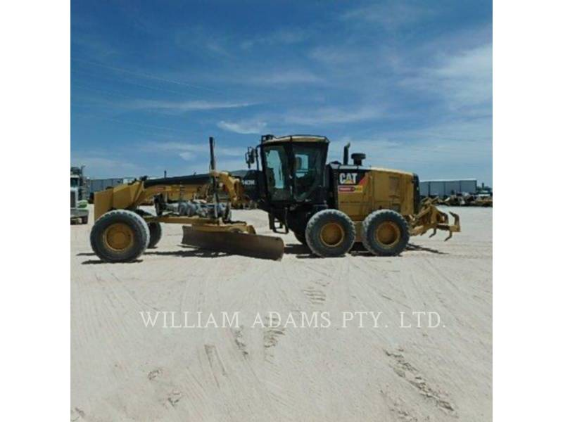 CATERPILLAR MOTONIVELADORAS 140M2AWD equipment  photo 6