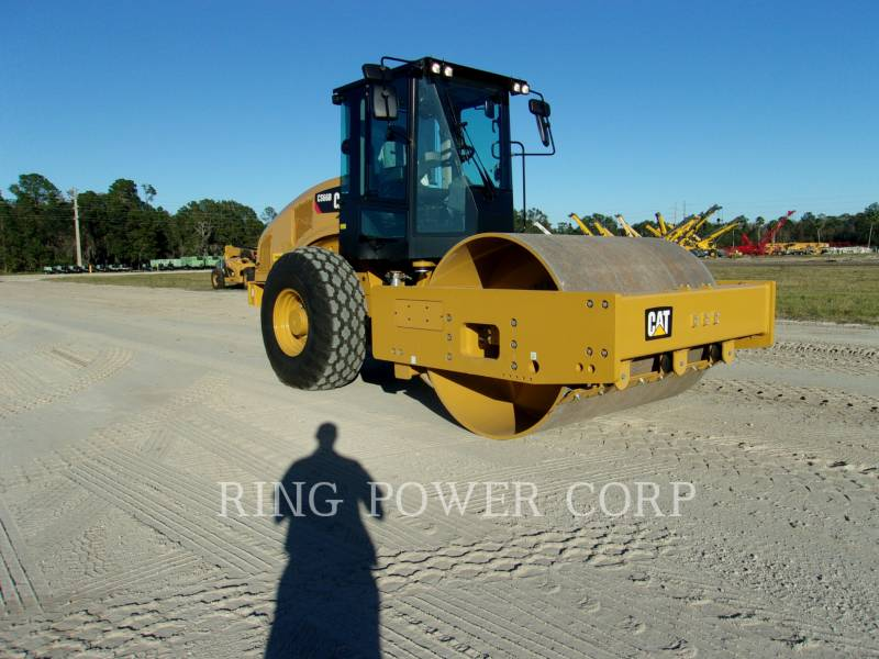 Caterpillar TAMBUR DUBLU VIBRATOR PENTRU ASFALT CS66BCAB equipment  photo 2