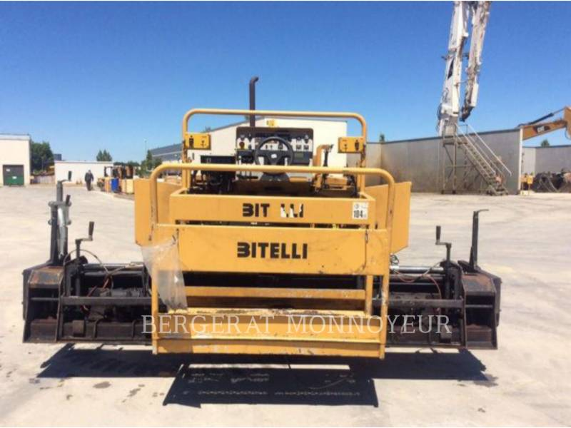 CATERPILLAR ASPHALT PAVERS BB-621C equipment  photo 7