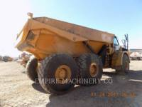 CATERPILLAR TOMBEREAUX DE CHANTIER 740B TG equipment  photo 2