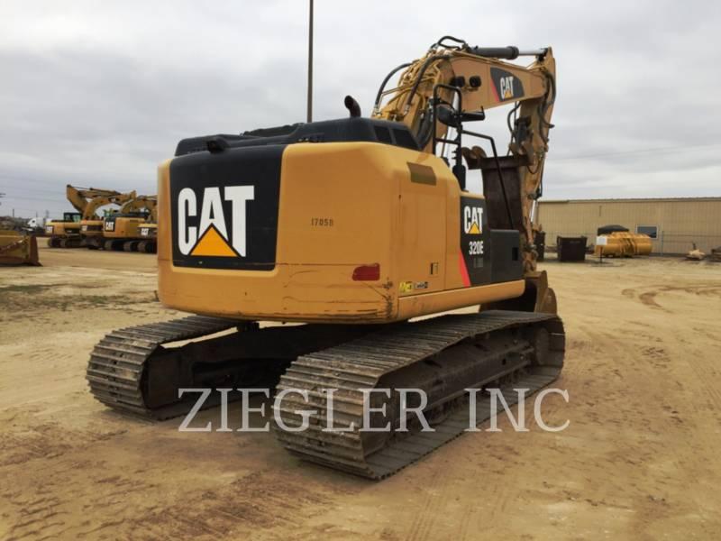 CATERPILLAR TRACK EXCAVATORS 320ELRRH2 equipment  photo 2