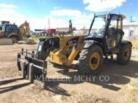 Equipment photo CATERPILLAR TH514C CB CHARGEUR À BRAS TÉLESCOPIQUE 1