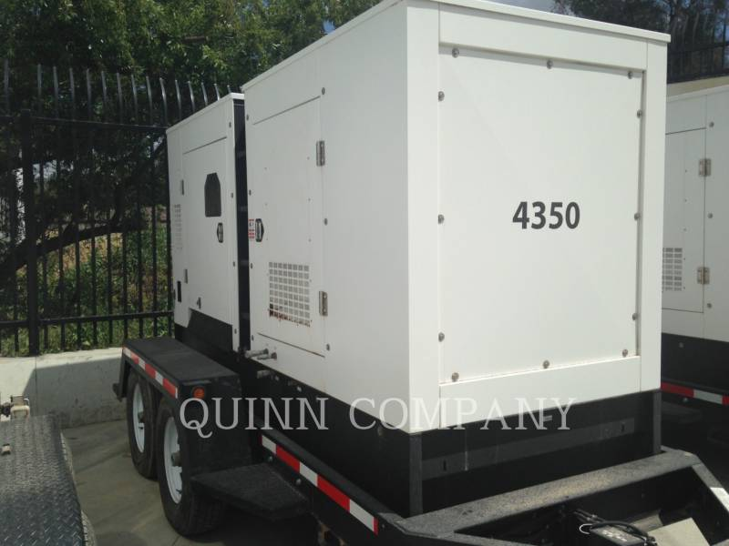 MAGNUM PORTABLE GENERATOR SETS MMG235 equipment  photo 2