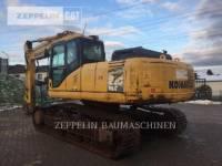 KOMATSU LTD. KOPARKI GĄSIENICOWE PC290 equipment  photo 2