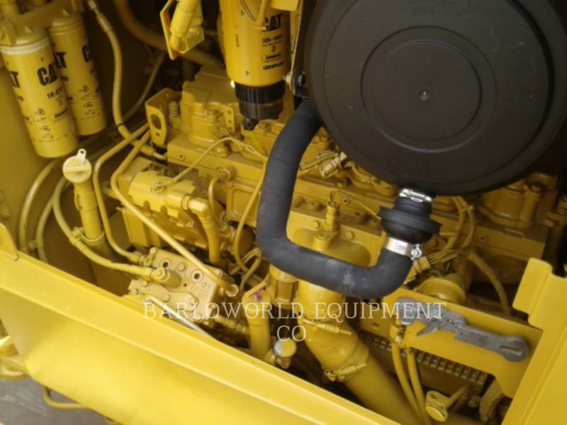 CATERPILLAR NIVELEUSES 140K equipment  photo 12
