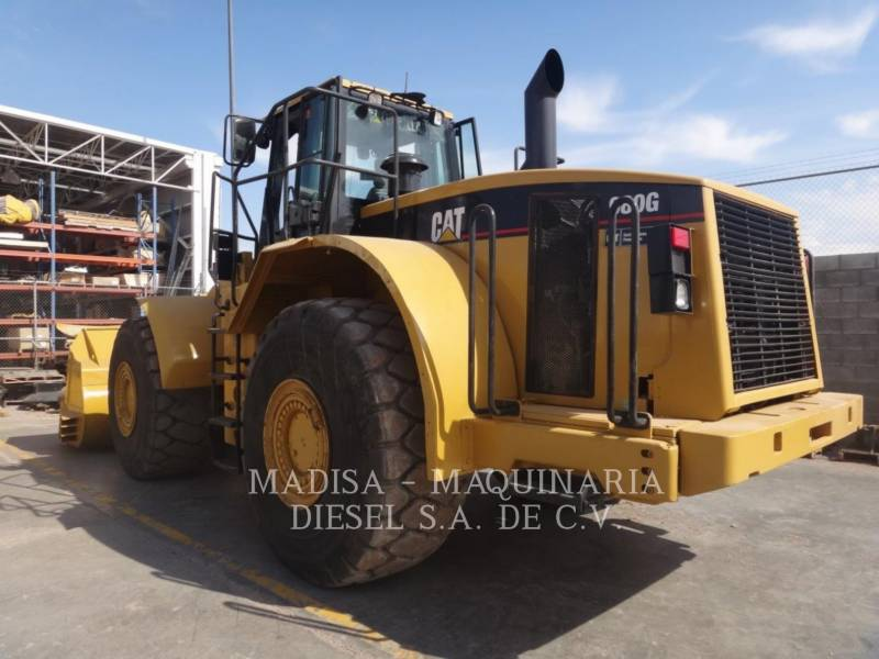 CATERPILLAR 采矿用轮式装载机 980G equipment  photo 4