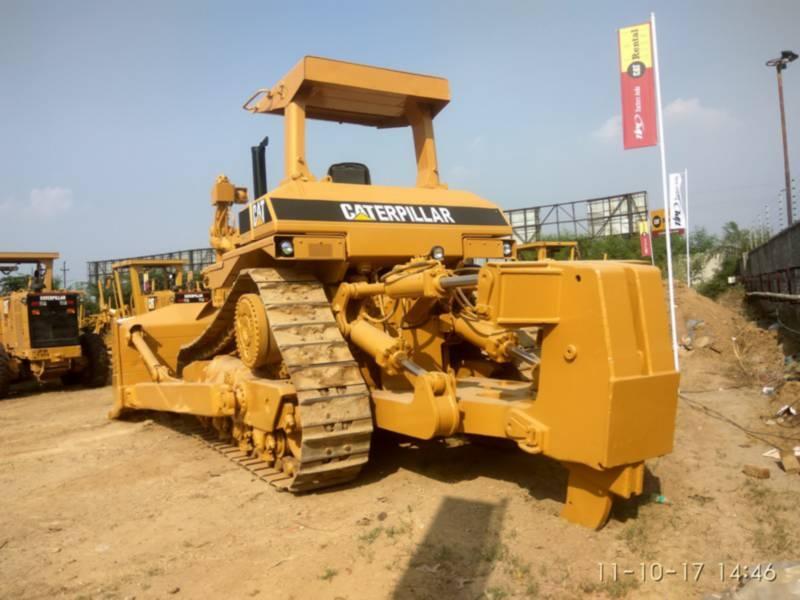 CATERPILLAR MINING TRACK TYPE TRACTOR D9N equipment  photo 13